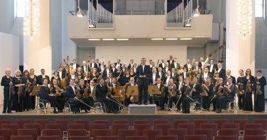 Brandenburgisches Staatsorchester musiziert am 3. Oktober in der Messehalle