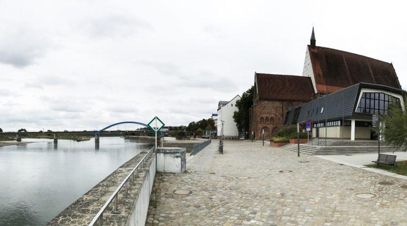 Absperrungen der Oderpromenade werden teilweise wieder entfernt