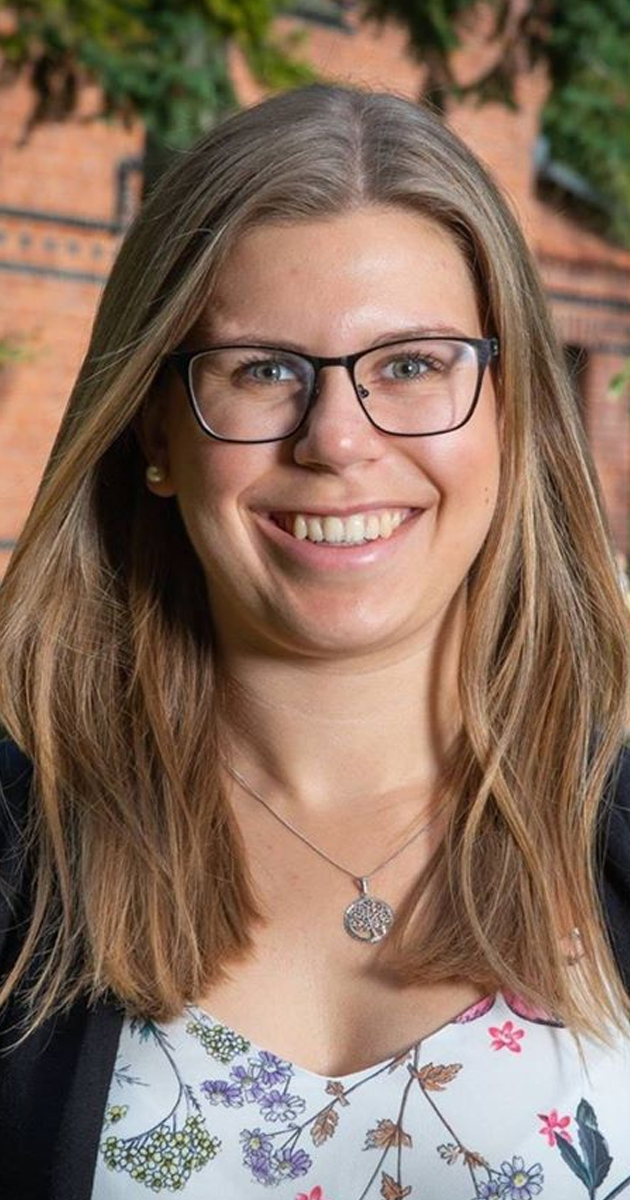 Janina Lehmann  AStA-Vorsitzende