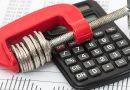Haushaltssperre bis Ende des Jahres verhängt