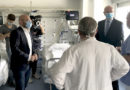 Dietmar Woidke auf Intensivstation – Ministerpräsident besucht Klinikum