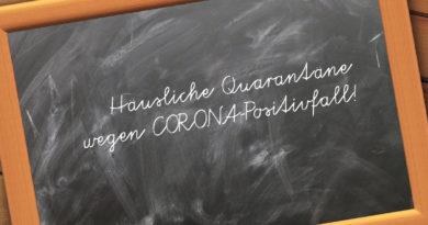 Frankfurter Schulklasse in COVID-19-Quarantäne
