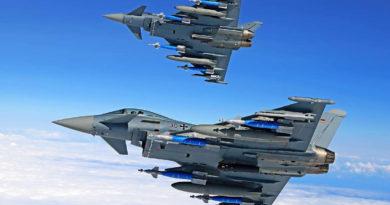Bundeswehr bestätigt Eurofighter-Einsatz