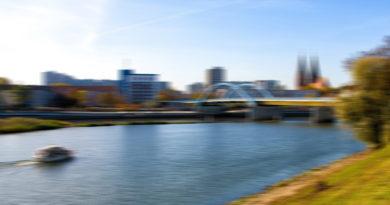 2 Detonation erschrecken Bewohner in Frankfurt und Umland