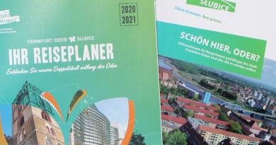 Reiseplaner über Frankfurt (Oder) veröffentlicht