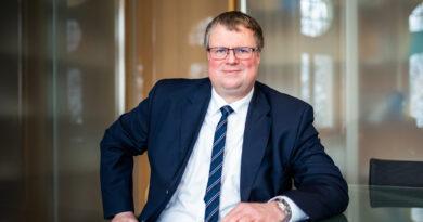 Patrick Hilbrenner übernimmt zum 1. April 2021 Geschäftsführung vom Klinikum Frankfurt (Oder)