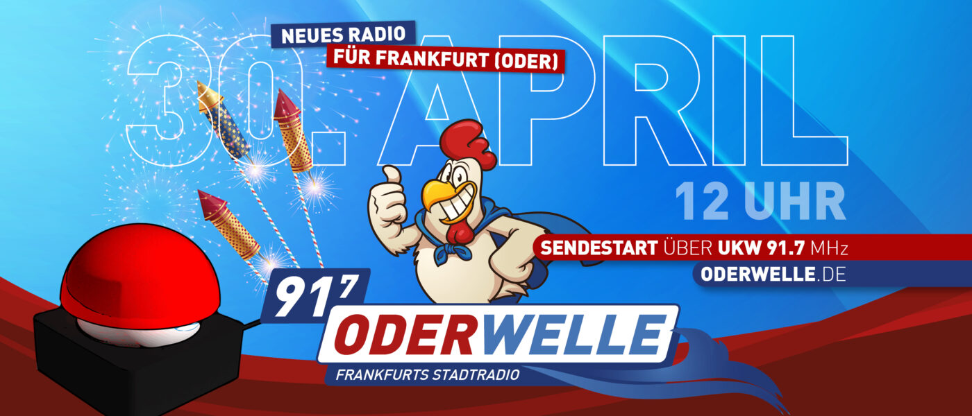 Frankfurt (Oder) bekommt neues UKW-Radio