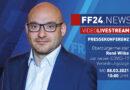 Pressekonferenz des OB live auf FF24.NEWS