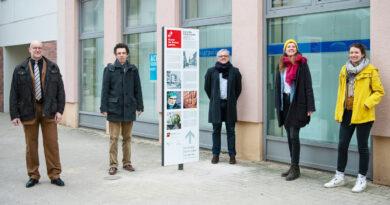 Große Scharrnstraße wird zu kleiner Kunstmeile