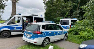 Illegale Grenzübertritte an deutsch-polnischer Grenze nehmen zu
