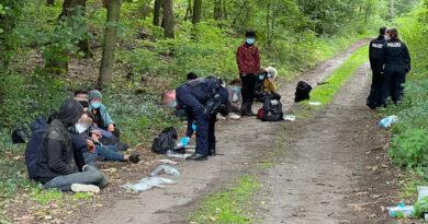 Bundespolizei: Frankfurt (Oder) ist Schwerpunkt für illegale Grenzübertritte